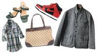 衣類、靴、ブランド品、古着