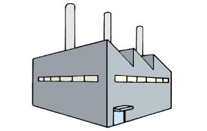 工場の事業ごみ定期回収