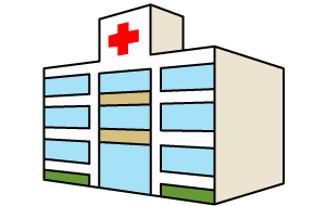 病院の事業ごみ定期回収