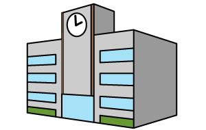 学校の事業ごみ定期回収