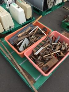工具 回収